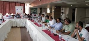 DİTAM, Hakkari'de STK'larla toplantı yaptı