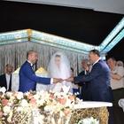 Adalet Bakanı Bozdağ nikah şahidi oldu