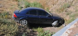 Kırıkkale'de trafik kazası : 4 yaralı