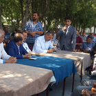 AK Parti Milletvekilleri Can, Öztürk ve Demir, Karakeçili'yi ziyaret etti