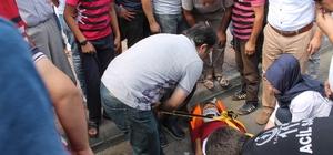 Adıyaman'da trafik kazaları: 2 yaralı