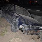 Yozgat'ta otomobil devrildi: 3 yaralı
