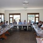 Konya ilçe müftüler toplantısı Derbent'te yapıldı