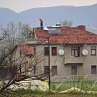 Kastamonu'da sağanak, kuvvetli rüzgar ve dolu etkili oldu