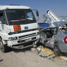Karakeçili'de trafik kazası: 2 yaralı