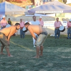 Mersin'de 3. Geleneksel Karakucak Güreşleri