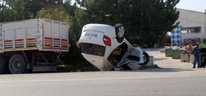 Afyonkarahisar'da trafik kazası: 3 ölü, 1 yaralı