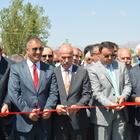 Eleşkirt'te yapımı tamamlanan grup köy yolu açıldı