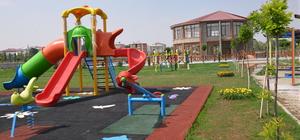 """""""15 Temmuz Vatan Şehitleri Parkı"""" açılışı"""