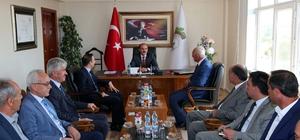 Yozgat Valisi Yurtnaç'tan ilçe ziyaretleri