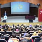 Ağrı'da aday öğretmenlere seminer verildi