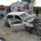 Yozgat'ta otomobil ile tır çarpıştı: 1 ölü, 4 yaralı