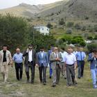 Vali Memiş ve Millekvekili Pektaş, Torul'da yatırımları inceledi