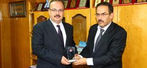 Konya Valisi Canbolat, Hadim'de