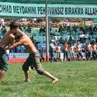 """Kütahya'da """"Yağlı Güreş Festivali"""""""