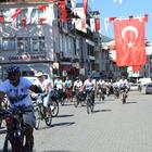 Simav'da bisiklet festivali