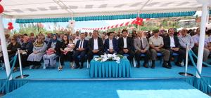 Derbent'e kapalı pazar market projesi