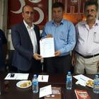 MHP Pazar İlçe Başkanlığı'na Demirçelik atandı