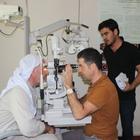 İHH'dan görme yetisini kaybeden Suriyelilere tedavi desteği