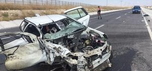 Afyonkarahisar'da trafik kazası: 5 ölü, 4 yaralı