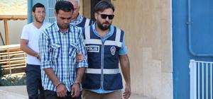 Konya'da hırsızlık iddiası