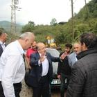 Trabzon'da heyelan