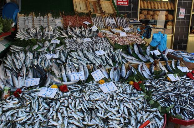Edirne'de balık fiyatları