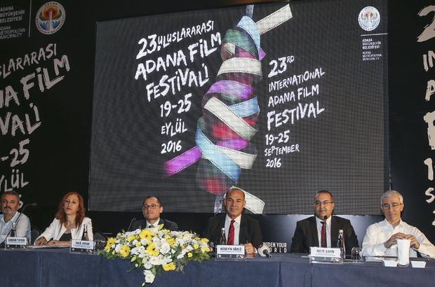 23. Uluslararası Adana Film Festivali'ne doğru