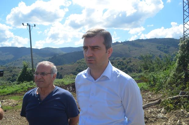Akçakoca'da içme suyu arıtma tesisi yapımı