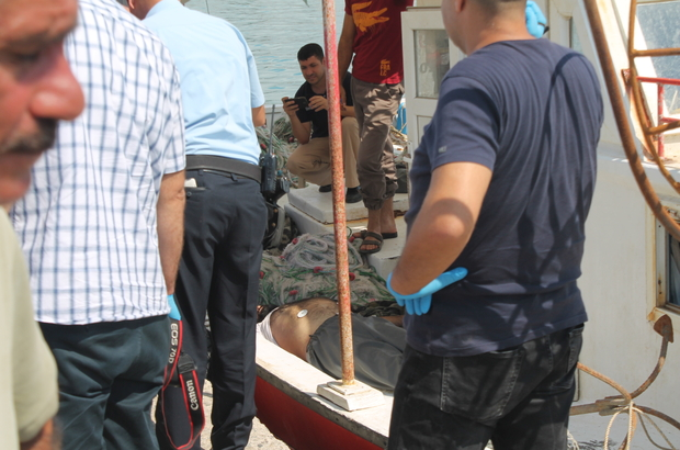 Balıkçı teknesi tayfası ölü bulundu