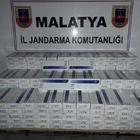 Malatya'da kaçak sigara operasyonu