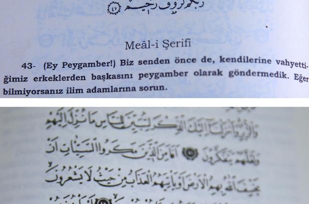 """""""Hak Dini Kur'an Dili Tefsiri ve Meali"""" yeniden basılacak"""