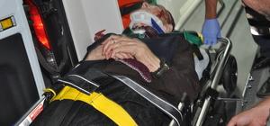 Keskin'de trafik kazası: 1 yaralı