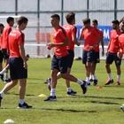 Çaykur Rizespor'da Akhisar Belediyespor maçı hazırlıkları