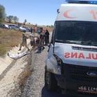 Yozgat'taki trafik kazası