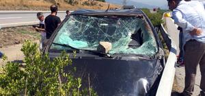 Hatay'da trafik kazası: 1 ölü, 1 yaralı