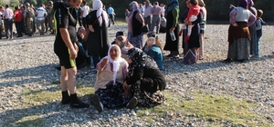 Amasya'da balık tutarken ırmağa düşen genç boğuldu