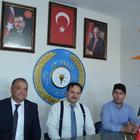 AK Parti Ilgın Teşkilatı'nda bayramlaşma