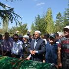 AK Parti Ilgın İlçe Başkanı Ali Erten'in acı günü