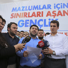 AK Parti Gençlik Kolları Yardım konvoyu, Cerablus'ta