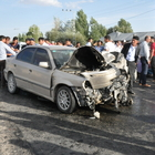 Ağrı'da trafik kazası: 8 yaralı