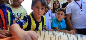 """Giresun'da """"Eski Çocuk Oyunları Olimpiyatları"""" düzenlendi"""