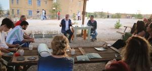 Konya'da sanatçı buluşması