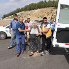 Amasya'da trafik kazası: 12 yaralı