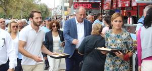 İnce'den Çınarcık'a bayram ziyareti