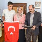 Başbakan Yıldırım'dan şehit ailelerine bayram mektubu