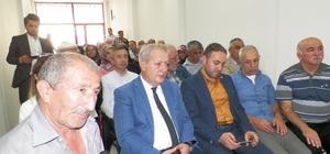 AK Parti Giresun Milletvekili Öztürk Doğankent'te