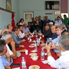 Milletvekili Akyıldız, Hafik'te bayramlaşma programına katıldı