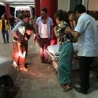 Traktör römorkundan düşen 16 işçi yaralandı