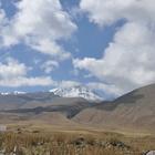 Erciyes'e mevsimin ilk karı yağdı